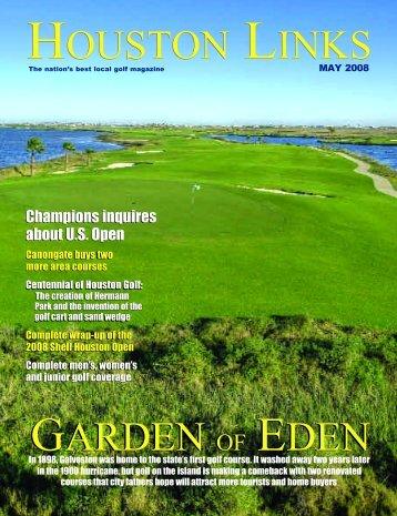 Garden of Eden - Jacobsen Hardy Golf Course Design