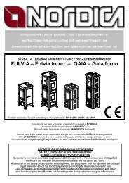 FULVIA – Fulvia forno – GAIA – Gaia forno