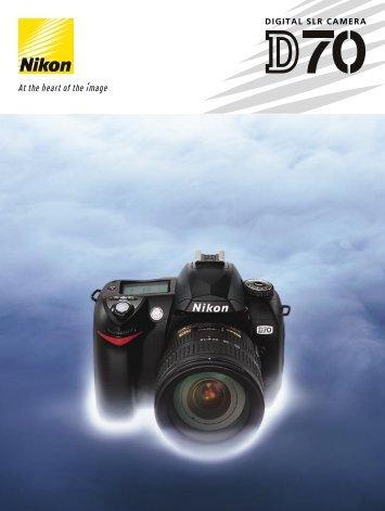 The Excitement Of Nikon digital SLR