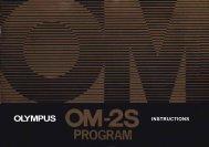 OM-2S PROGRAM - Photomysteries