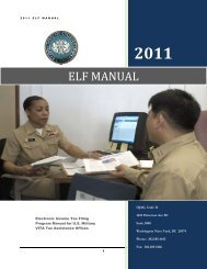 ELF MANUAL - U.S. Navy Judge Advocate General's Corps