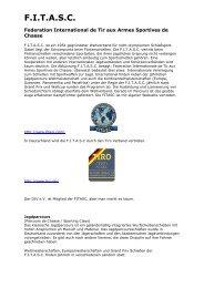 F.I.T.A.S.C. - Jagd & Sportschützen Marl eV