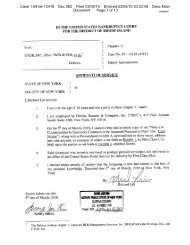 Case 1:09-bk-12418 Doc 582 Filed 03/05/10 ... - Jager Smith PC