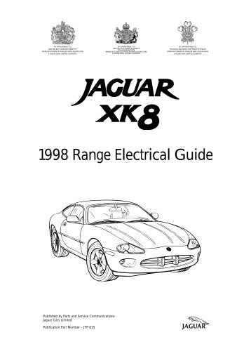 1997 Jaguar Xk8 Fuse Box