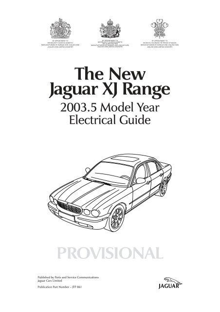 Jaguar XJ 2004 - JagRepair.com on