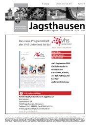 Nr. 2013/36 - in der Gemeinde Jagsthausen