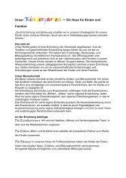 Download Kindergarten Leitbild [PDF] - in der Gemeinde Jagsthausen