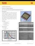 Image sensor datasheet - Page 4