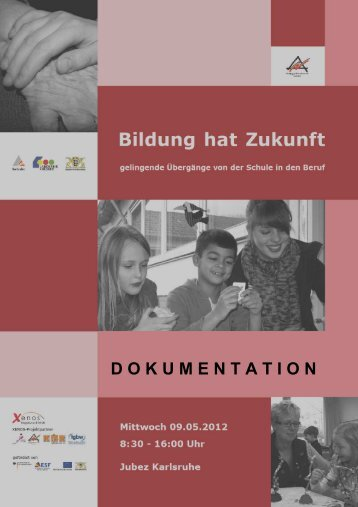 Bildung hat Zukunft - Jugendagenturen Karlsruhe