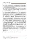 Bildung hat Zukunft - Jugendagenturen Karlsruhe - Seite 6