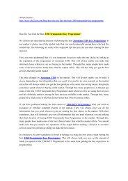 How Do You Find the Best T300 Transponder Key Programmer_.pdf