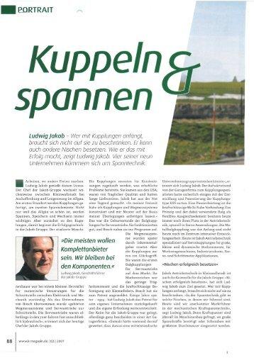 PDF Presseartikel - JAKOB Antriebstechnik