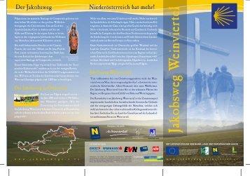 ansehen - Donau Niederösterreich Tourismus GmbH