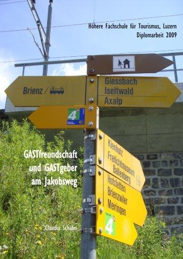 GASTfreundschaft und GASTgeber am Jakobsweg