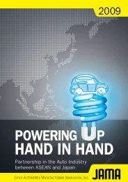 Powering Up Hand-in-Hand - Japan Automobile Manufacturers ...