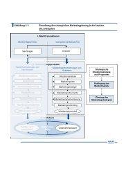 Abbildung 3-1: Einordnung der strategischen Marketingplanung in ...
