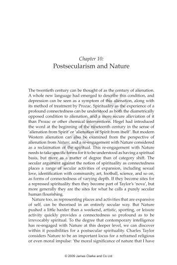 postsecularism text cs2 Dec08.indd - James Clarke and Co Ltd