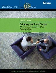 Bridging the Trust Divide: - Knowledge@Wharton