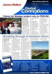 Breaking through in Southern Africa - James Walker