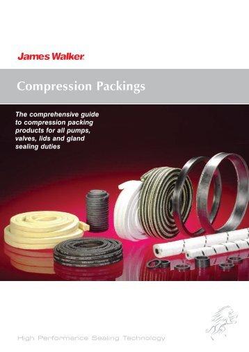 Compression Packings - James Walker