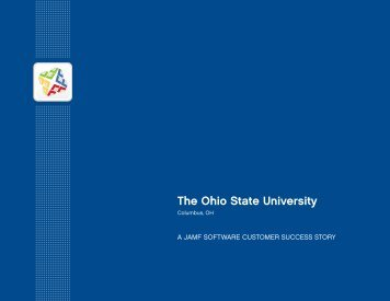 The Ohio State University - JAMF Software
