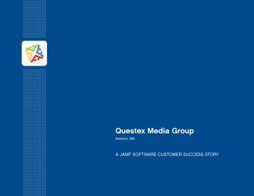 Questex Media Group Case Study - JAMF Software