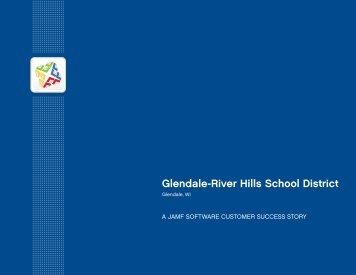 Glendale-River Hills School District Case Study - JAMF Software