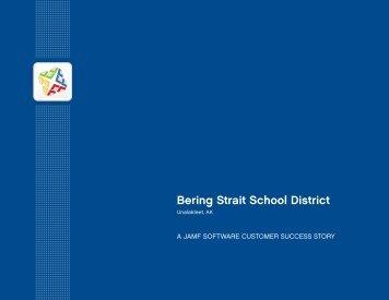 Bering Strait School District Case Study - JAMF Software