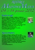 Ritiro Mundo Maya 2012 - Page 2