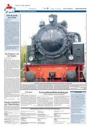 Freitag, 1. Juli 2005 · Ausgabe 8 - Jan Harpstedt