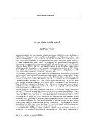 Volume 36 - Jan-Peter Frahm