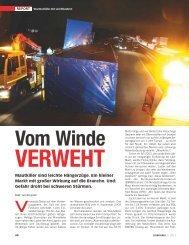Vom Winde verweht - transportreport.de