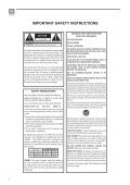 CSM-21 & CSM-32 - JBL Commercial Products - Page 4