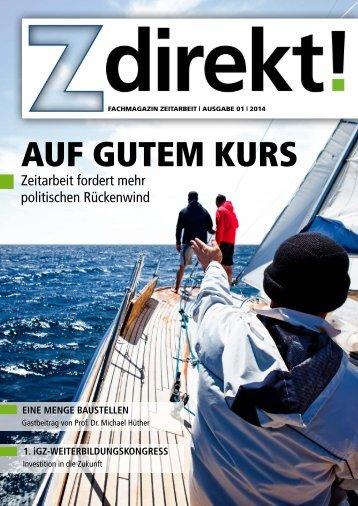Z direkt! Ausgabe 1/2014