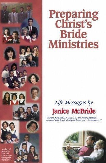 to download media catalog. - Preparing Christ's Bride Ministries