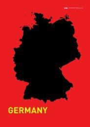 germany in numbers - jan-peter wulf