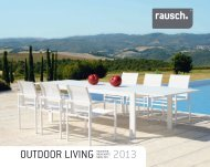 OUTDOOR LIVING 2013 - Jardin-Confort