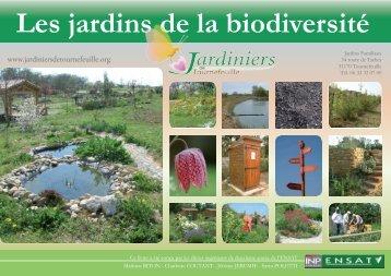 Les jardins de la biodiversité - Jardiniers de Tournefeuille