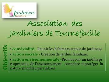 action sociale - Jardiniers de Tournefeuille