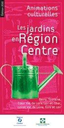 Cher - Association des Parcs et Jardins en Région Centre