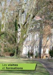 P. 20 à 21 - Association des Parcs et Jardins en Région Centre
