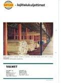 Sateko sahatavaran lajittelukuljettimet.pdf - Jartek - Page 4
