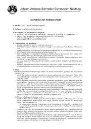 Seminararbeit: Merkblatt (pdf-Datei) - Johann-Andreas-Schmeller ...