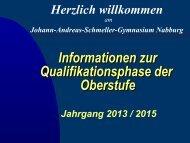 11/2 - Johann-Andreas-Schmeller-Gymnasium Nabburg