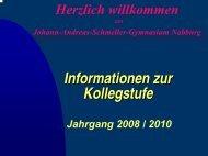 2 - Johann-Andreas-Schmeller-Gymnasium Nabburg
