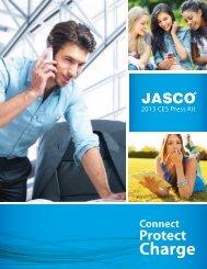 CES Press Kit 2013 - Jasco Products