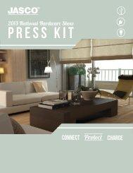 download nhs press kit 2013 - Jasco Products