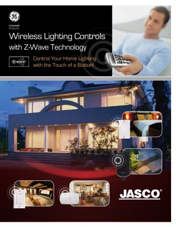 Wireless Lighting Controls - Jasco Products
