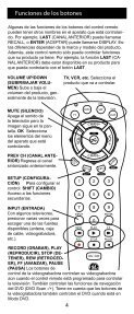 Control Remoto Universal - Jasco Products - Page 4