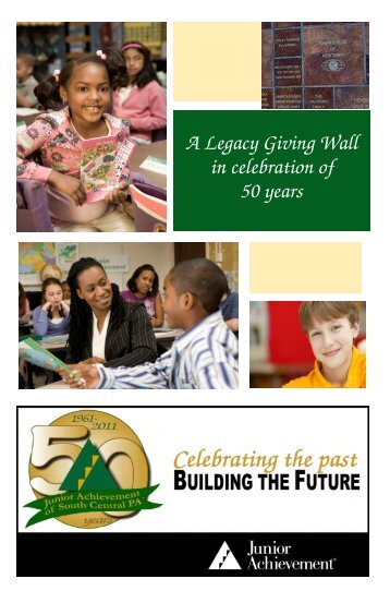 Building the Future B - Junior Achievement of South Central PA